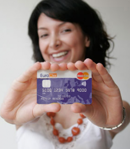 EuroClix creditcard