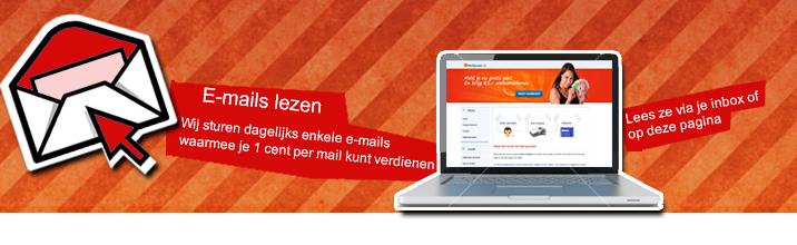 e-mails lezen MailBeurs